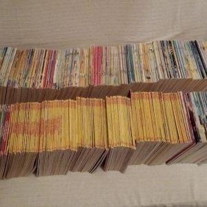 Μικυ Μαους 685 τευχη απο 1045 εως 2300 συλλογη