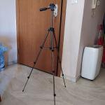 τρίποδο φωτογραφικής μηχανής