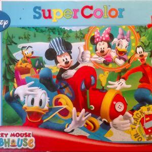 Clementoni Puzzle - Disney Mickey Mouse 60