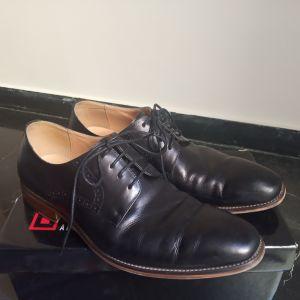 Ανδρικα παπούτσια Oxford Migato μαύρο Νο. 42