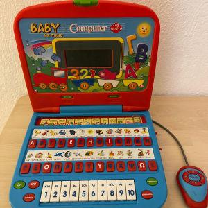 AS  company baby computer με πιάνο