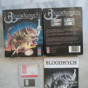 Amiga game Bloodwych