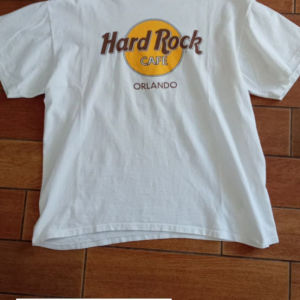 T-shirt hard rock cafe