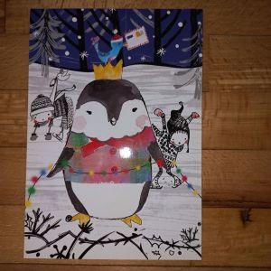 Χριστουγεννιατικη καρτ ποστάλ