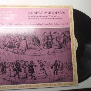 ROBERT SCHUMANN  33LP