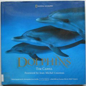 Tim Cahill - Dolphins / Δελφίνια (φωτογραφικό λεύκωμα)