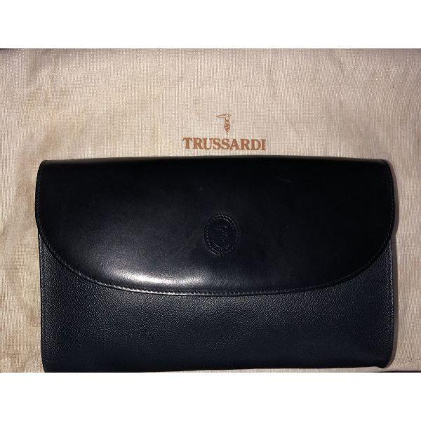gnisia vintage Trussardi tsanta (fakelos)