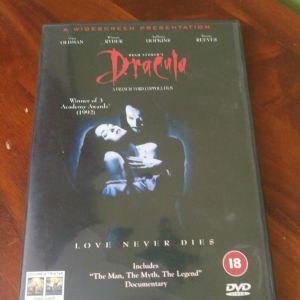 Bram Stoker's Dracula [DVD] (1992) , original dvd