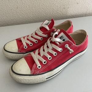 All Star Converse κόκκινο 37,5