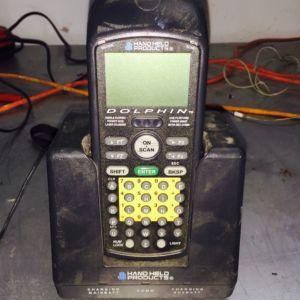 Barcode scanner φορητος επαναφορτηζομενος
