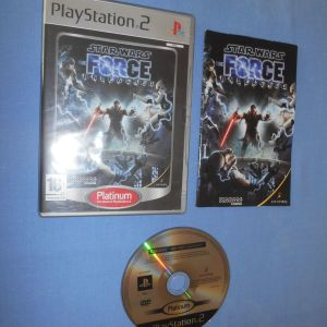 STAR WARS FORCE UNLEASHED - PS2