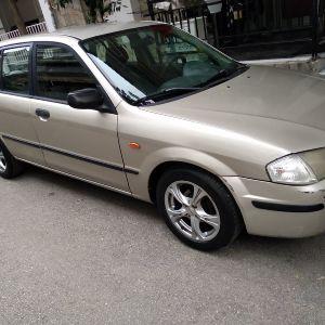 "Mazda 323F ""99"" , σε πολι καλή κατάσταση"
