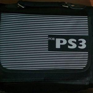 Τσάντα μεταφοράς ώμου Sony PS3