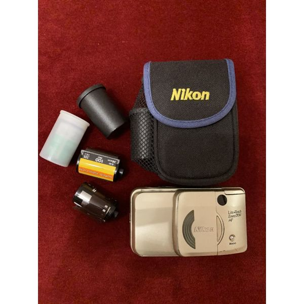 fotografiki Nikon