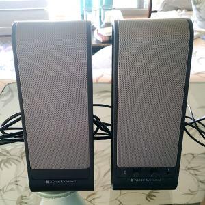 Πωλούνται Στερεοφωνικά Ηχεία Υπολογιστή ALTEC Lansing VS2220