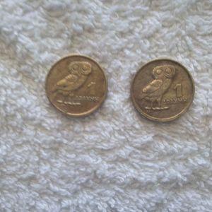 Συλλεκτικά κέρματα του 1973
