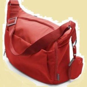 τσάντα αλλαξιέρα changing bag red  Stokke