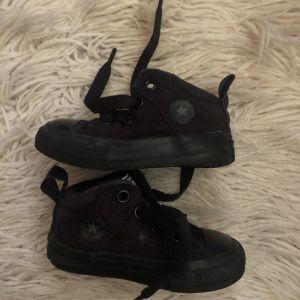 Μαύρα All star βρεφικά sneakers - παπούτσια