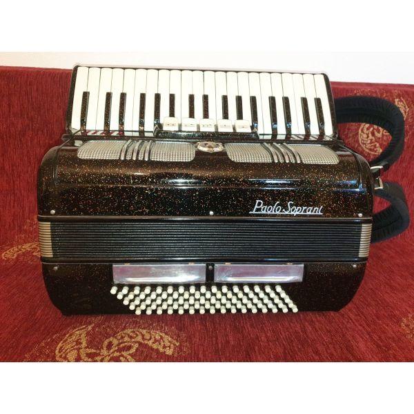 akornteon PAOLO SOPRANI 80B PEARL!!