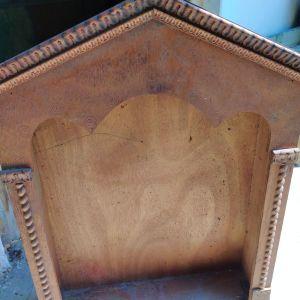 Εικονοστάσι ξυλινο