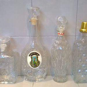 Μπουκάλια παλιά ( 4 )