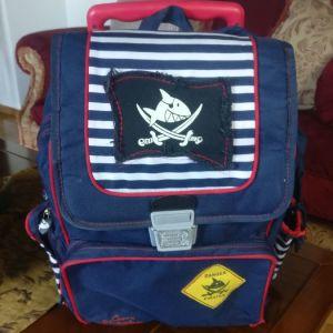 Σχολική τσάντα Captain sharky