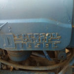 Πωλείται Τρακτέρ Fordson Major Diesel 1955