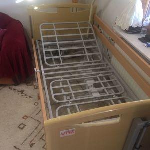 Πωλείται ιταλικό ηλεκτρικό αναπηρικό κρεβάτι