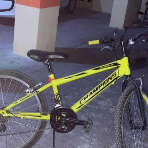 Ποδήλατο Champion's 24 Σχεδόν καινούργιο