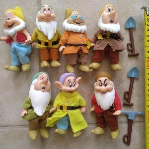 Disney φιγούρες Εφτά Νάνοι