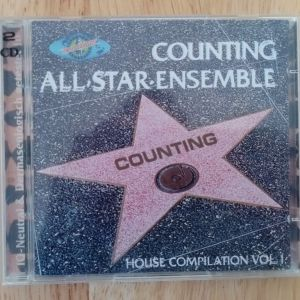 Counting Compilation Vol 1. (CD, Compilation CD, Mixed)