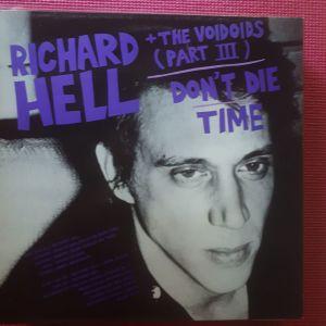 RICHARD HELL + THE VOIVOIDS / NEON BOYS (βινυλιο/δισκος  rock/punk rock)