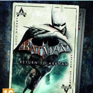Batman Return to Arkham για PS4 PS5