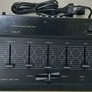 Mixer Rhythmyx Rym-107