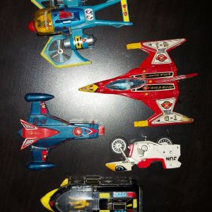 Battle of the planets Gatchaman