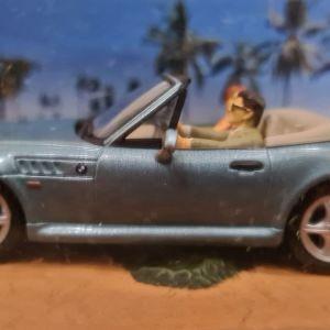 Μινιατούρα BMW Z3 GOLDENEYE