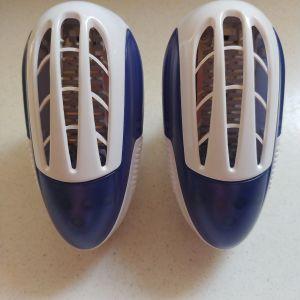 Δυο Ηλεκτρικες Αντικουνουπικες Συσκευες