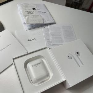 apple AirPods 2 γνήσια τιμη τελική χωρις ΑΝΤΑΛΛΑΓΕΣ και ΠΑΖΑΡΙΑ με απόδειξη αγορας
