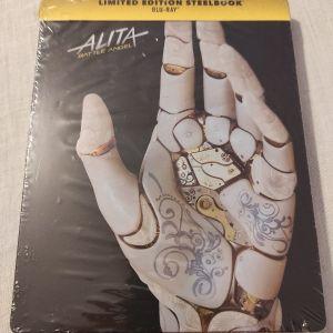 Alita Battle Angel Blu-ray Steelbook