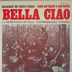 Δίσκος βινυλίου BELLA CIAO