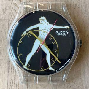 Ρολόι τοίχου Swatch 210 cm