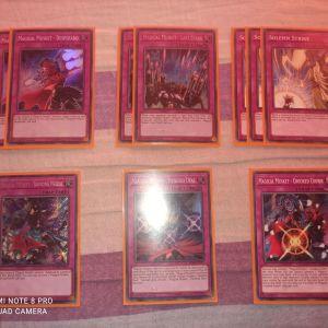 Yugioh - Magical musketeers deck