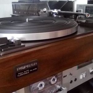 Turntable belt drive full automatic