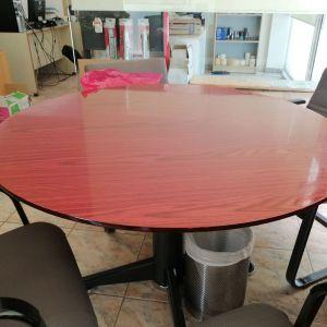 Τραπέζι συνεδριάσεων Dromeas ροτόντα για άτομα με υψηλές απαιτήσεις