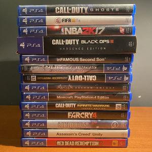 Παιχνίδια για PS4