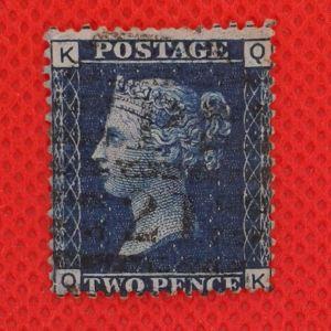Γραμματόσημο Penny Blue