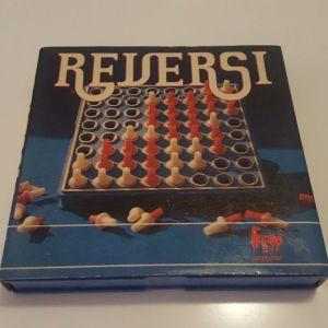 Επιτραπέζιο δεκαετιας 1980 της ΔΟΥΡΕΙΟΣ - REVERSI  (σπάνιο συλλεκτικό)