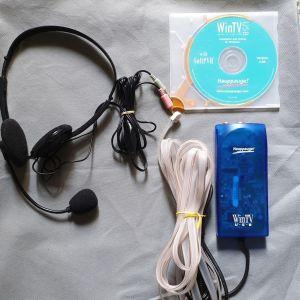 Σετ ακουστικών, μικροφώνου