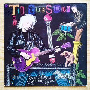 'TIL TUESDAY - Everything's Different Now (1988) Δισκος Βινυλιου Alternative Rock