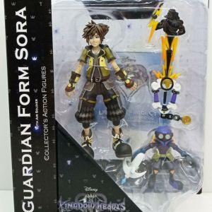 DIAMOND SELECT Kingdom Hearts 3 Action Figures 18 cm Series 2 Guardian Form Sora